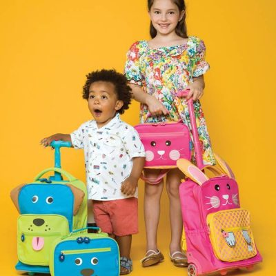 Twise 3 Rolling Backpack