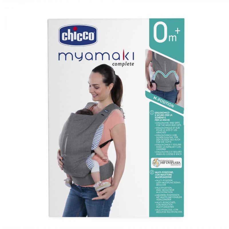 Chicco Baby Carrier Myamaki Complete