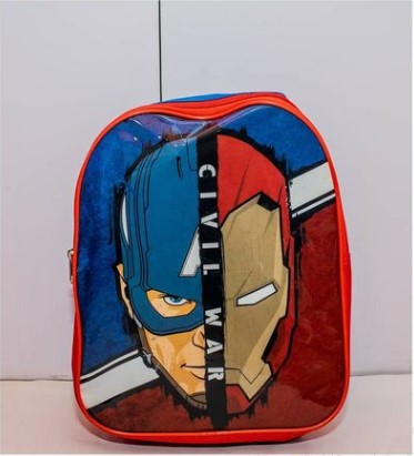 Civil war Character Backpack 1