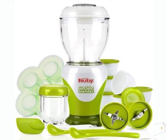 Nuby Baby Food Blending Starter Kit 1