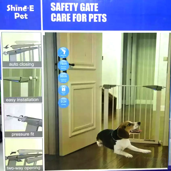 Safety Gate Care For Baby2
