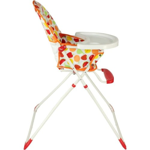 Red Kite Feed Me cotton tall Compac Folding Highchair