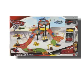 Cars - Action Let's Go - For Kids