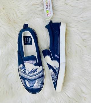 Gap shark sneakers