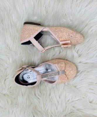 Harli Peach Sandals