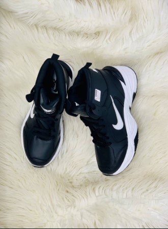 Nike m&k high hop shoe