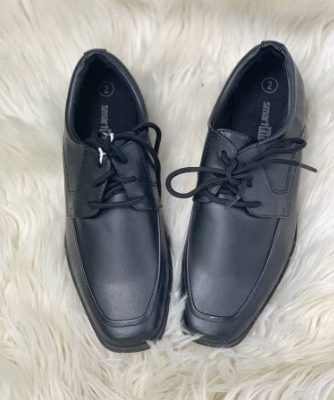 Smart fit lace shoe boy