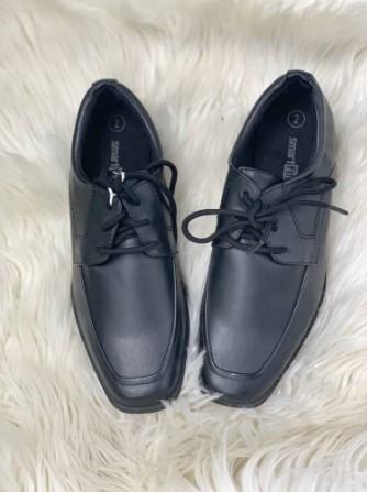 Smart fit lace shoe boy
