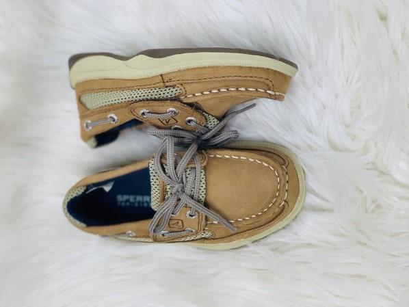 Sperry boat shoe