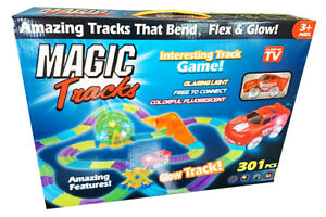 Magic Tracks Grow Track 301 pcs