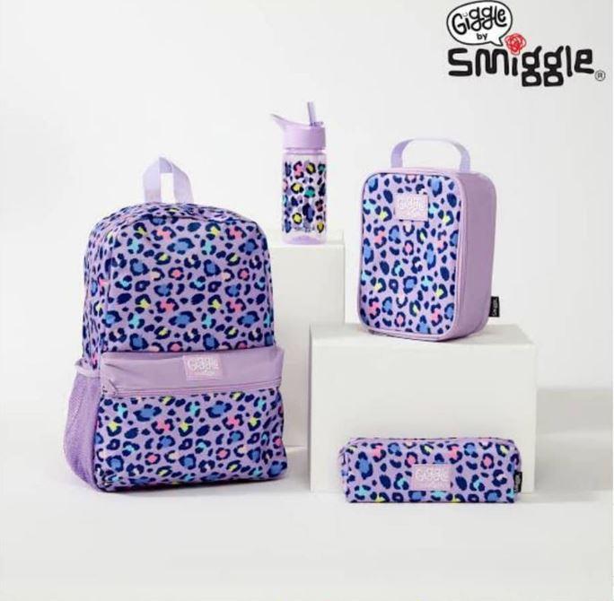 Smiggle Foldable Backpack
