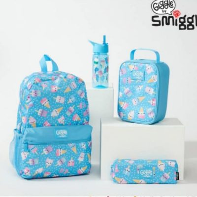 Smiggle Foldable Backpack
