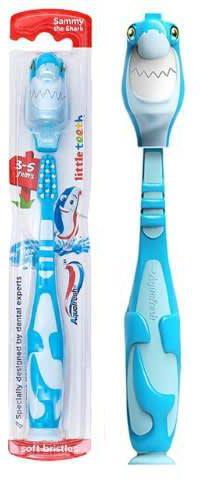 Aquafresh Little Teeth Toothbrush 3-5 Years