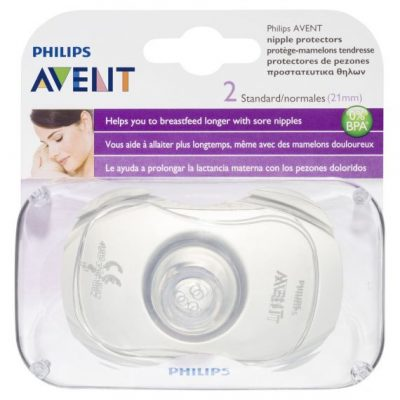 Avent Nipple Protectors 2 Pack