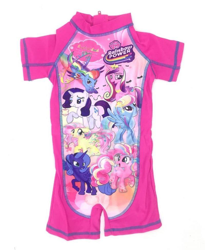 Little Pony Character Swim Wear