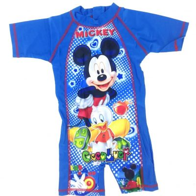 Mickey Mouse Character Swim Wear