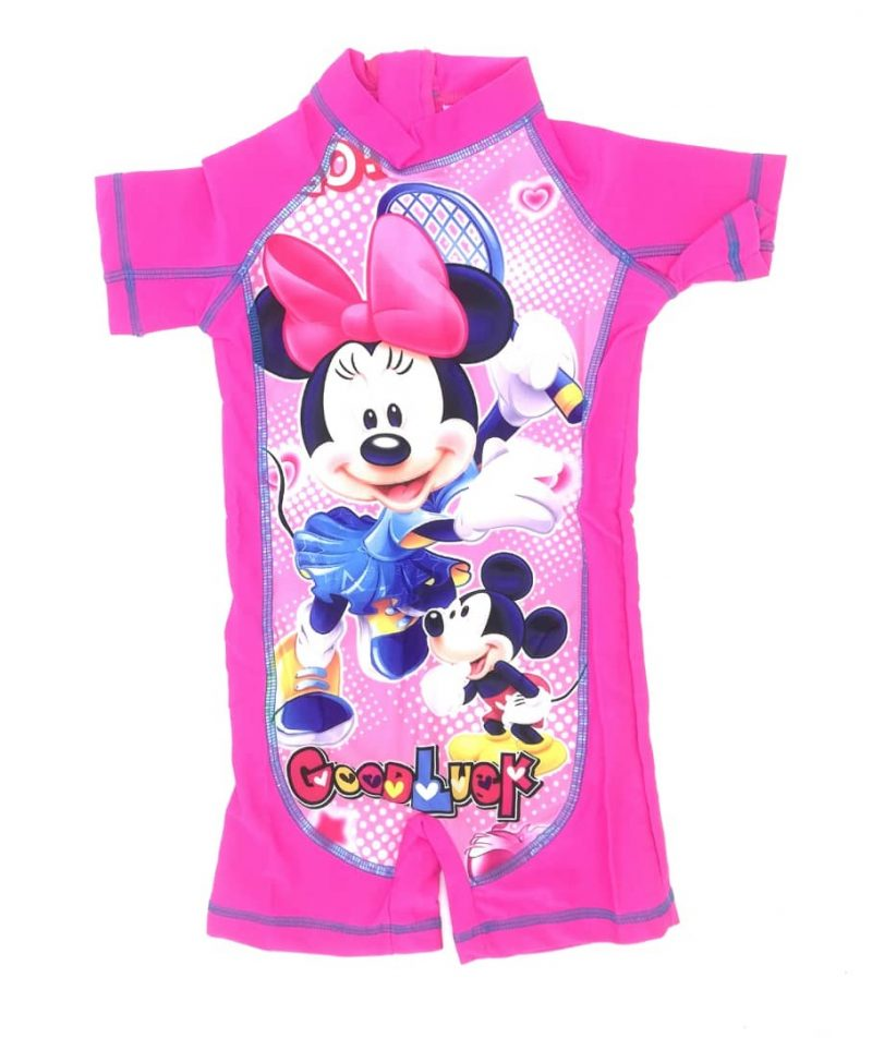 Minnie Mouse Character Swim Wear 1