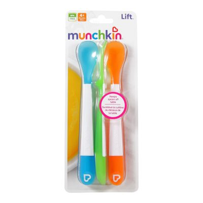 Munchkin Lift Infant Spoons 3pk