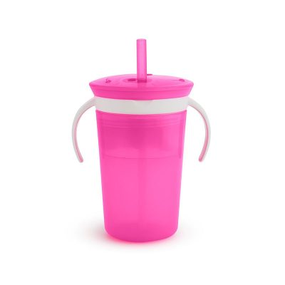 Munchkin Sippy Straw Cup and Snack