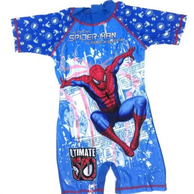 Spiderman Character Swim Wear
