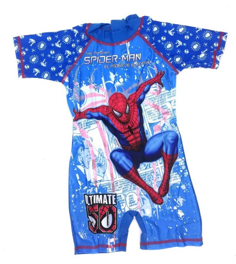 Spiderman Character Swim Wear