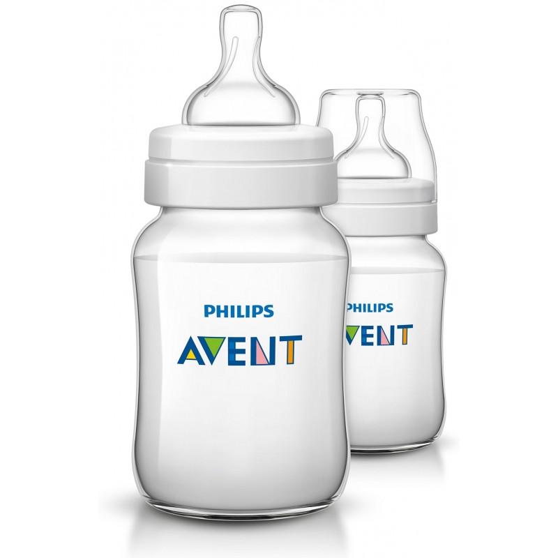 Avent classic feeding bottle 260m/9oz(2 bottle) 2