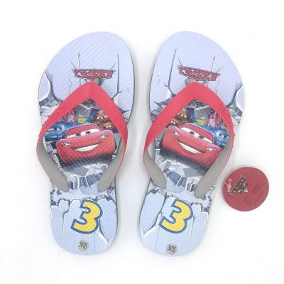 Cars Kids Slippers
