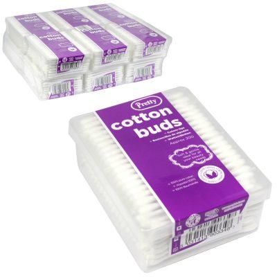 Pretty Cotton Buds 200pcs