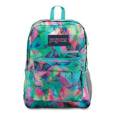 Jansport Crystal Light DigiBreak Backpack