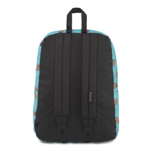 Jansport Superbreak Backpack - Leopard Pineapples 1