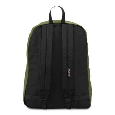 Jansport Superbreak Backpack – New Olive