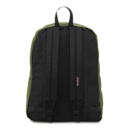 Jansport Superbreak Backpack - New Olive 1