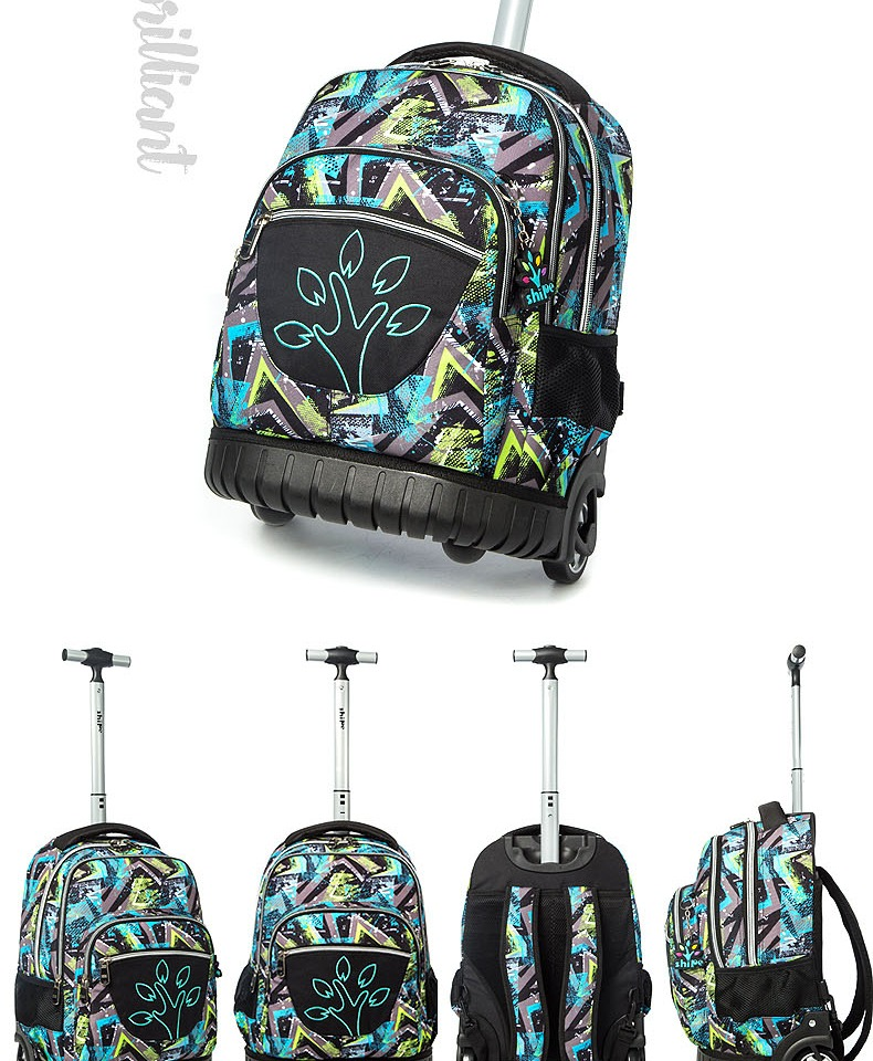 Shipe Trolley Backpack - 18 Inches 4