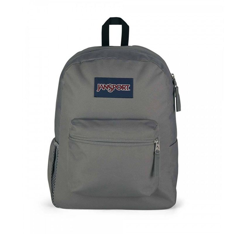 Jansport Crosstown Backpack Deep Grey 3