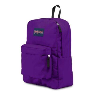 Jansport Superbreak Backpack – Purple