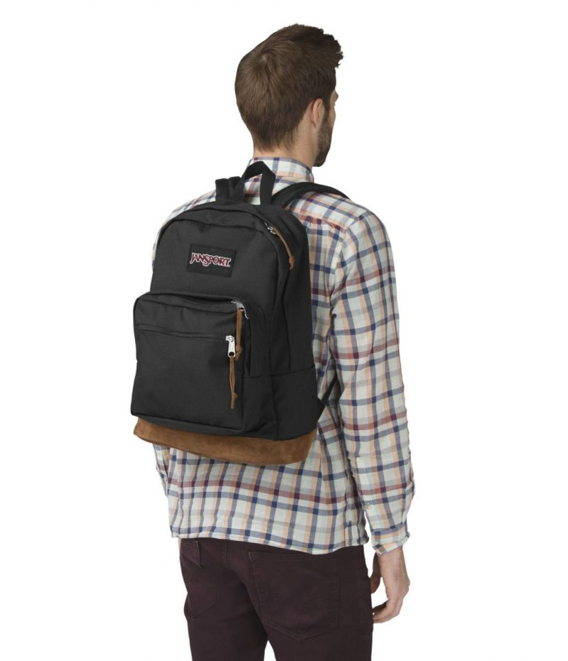 JanSport Right Pack Backpack - Black 1